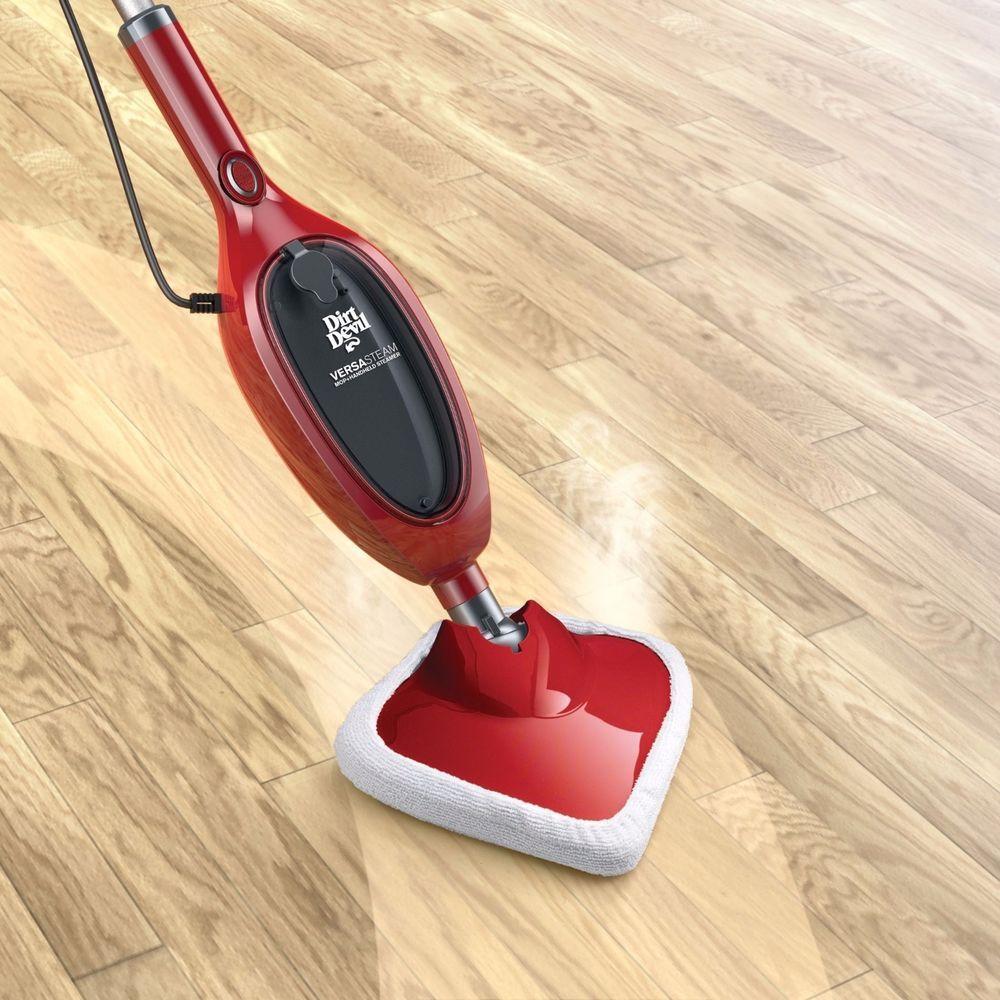 Dirt Devil Steam Mop 3-in-1 Versa Steam Cleaner PD20100