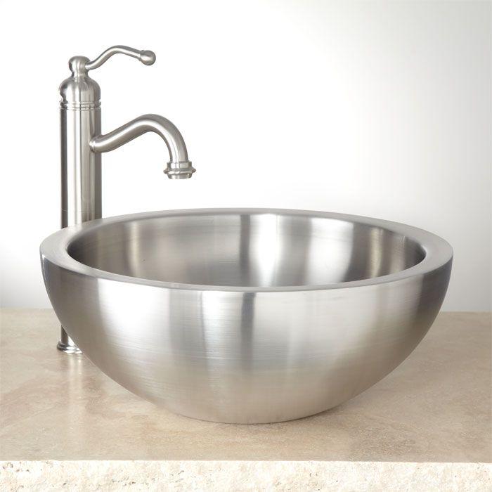 404 Not Found Vessel Sink Stainless Steel Bathroom Vessel Sink Bathroom