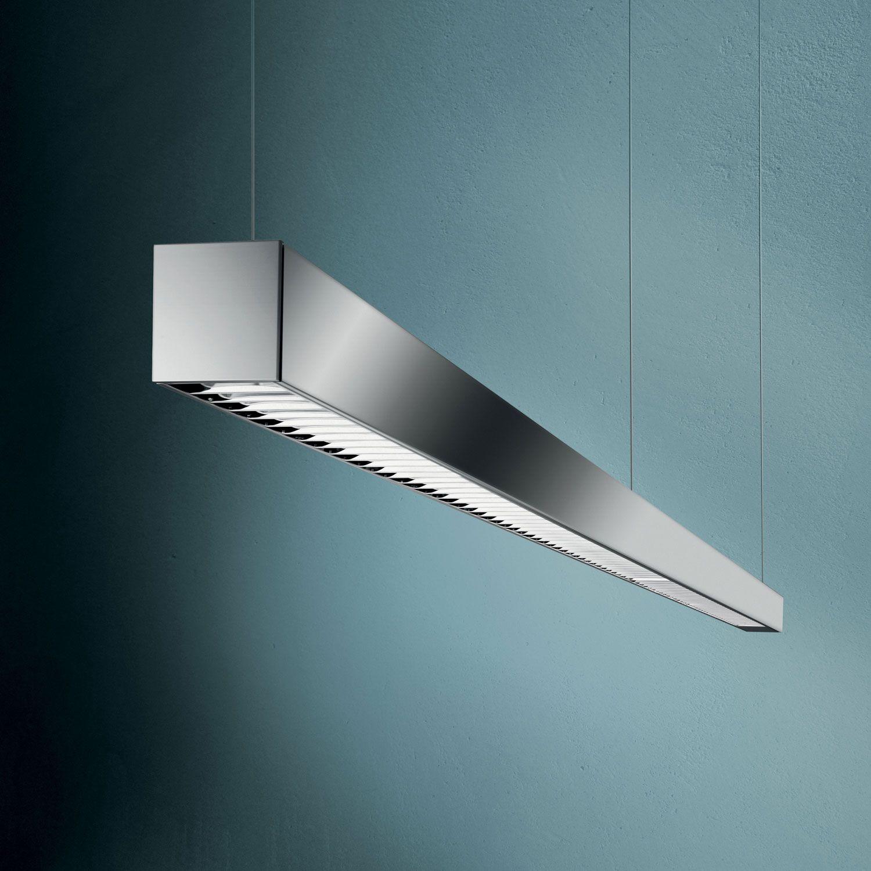 Linea 1 (lighting): Hanging modular lighting system. Direct light ...
