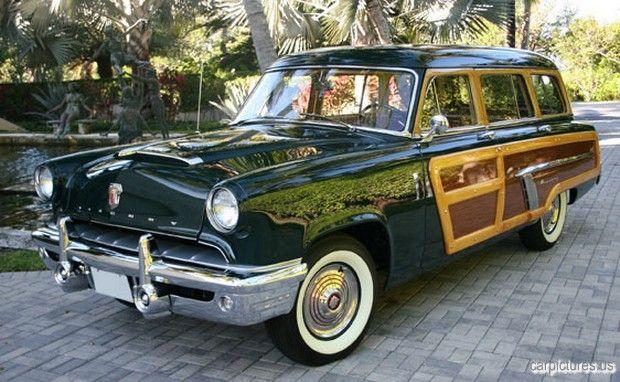 1950 ford custom station wagon | 1952 Mercury Custom Station Wagon