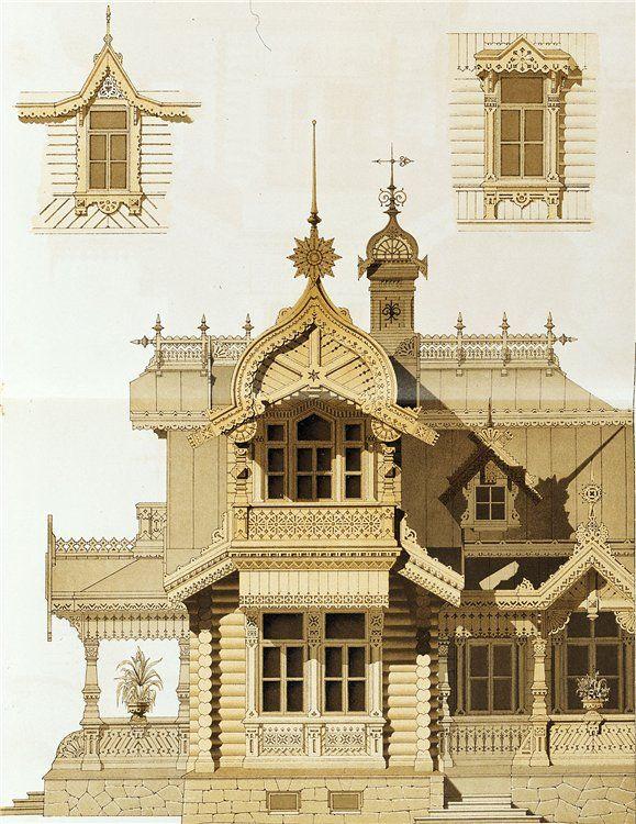 O Russkom Stile Beremennyh Imbicilah I Nemnogo Ob Arhitekture Russkaya Arhitektura Arhitektura Narodnaya Arhitektura