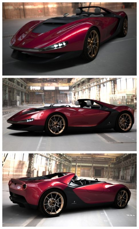 10 Of The Most Ridiculous Limited Edition Supercars Ever Made Super Cars Concept Cars Ferrari