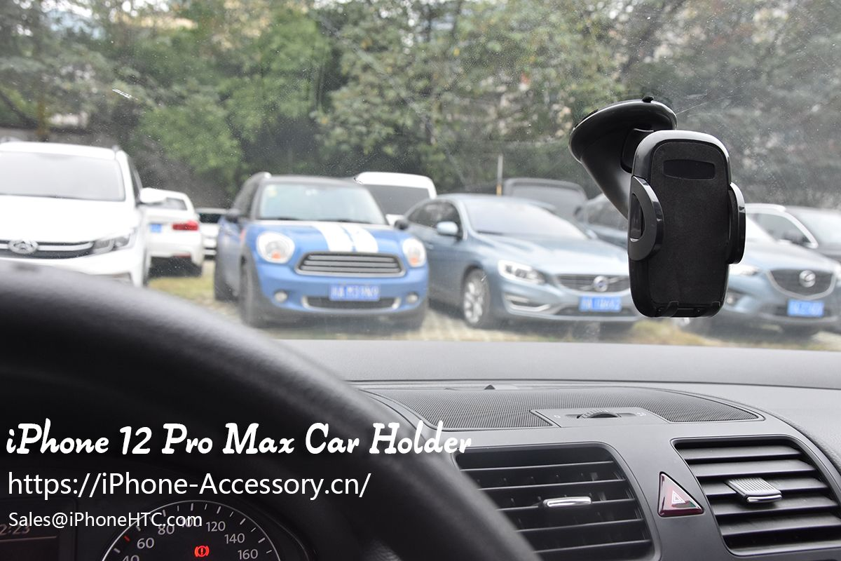 iPhone 12 pro max car holder
