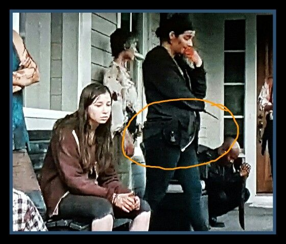 Twd Episode No Way Out Here You Can Tell Alanna Masterson Tara