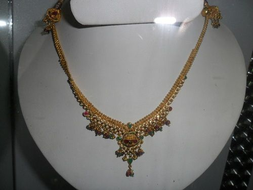 20 Gram Gold Necklace Designs Gold Necklace Designs Necklace Designs Gold Fashion Necklace