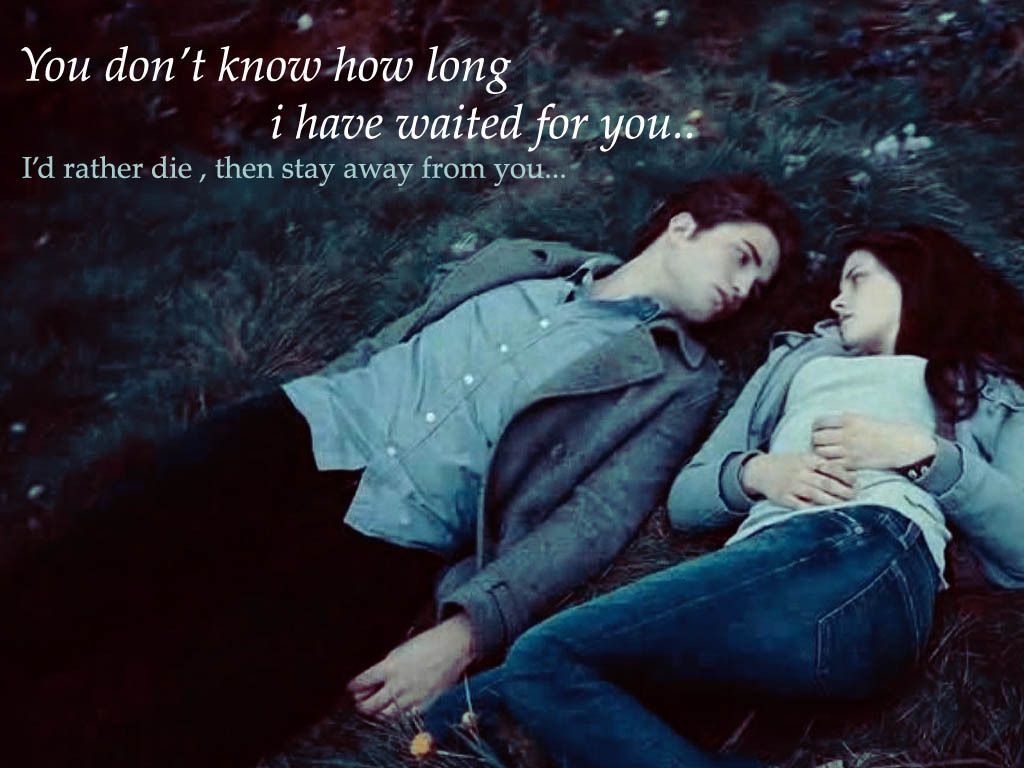 Twilight bella and edward wedding edward bella twilight series wallpaper 2629517 fanpop fanclubs twilight movie quote by