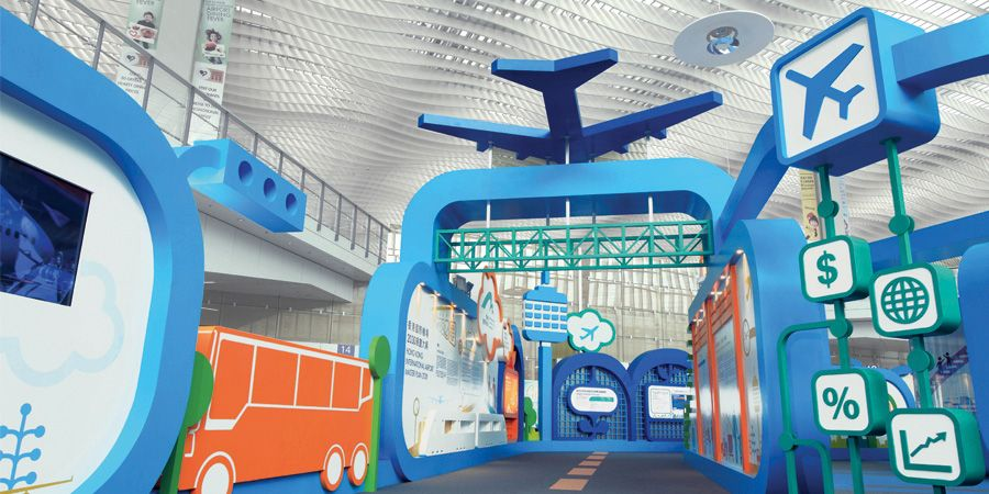 Exhibition Booth Rental Hong Kong : Hong kong international airport master plan