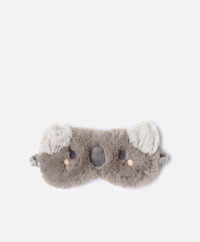 d68a71c113311 Antifaz koala - Novedades - Tendencias AW 2016 en moda de mujer en Oysho  online…