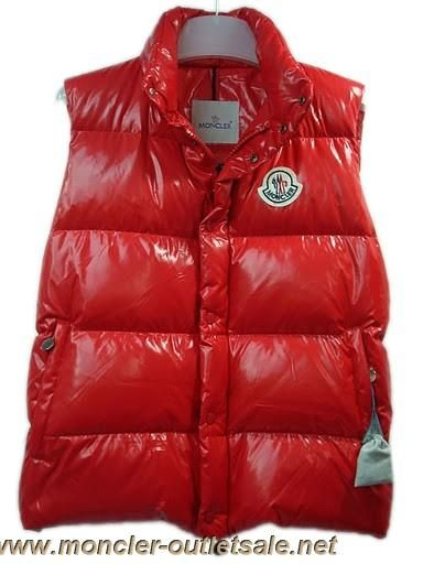 red moncler body warmer mens