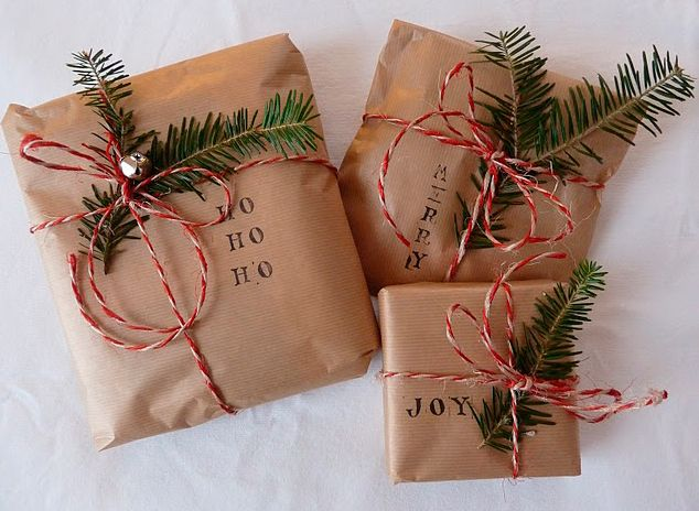 Christmas Packages 2020 DIY: CHRISTMAS PACKAGING | Oysho Blog | Christmas gift wrapping