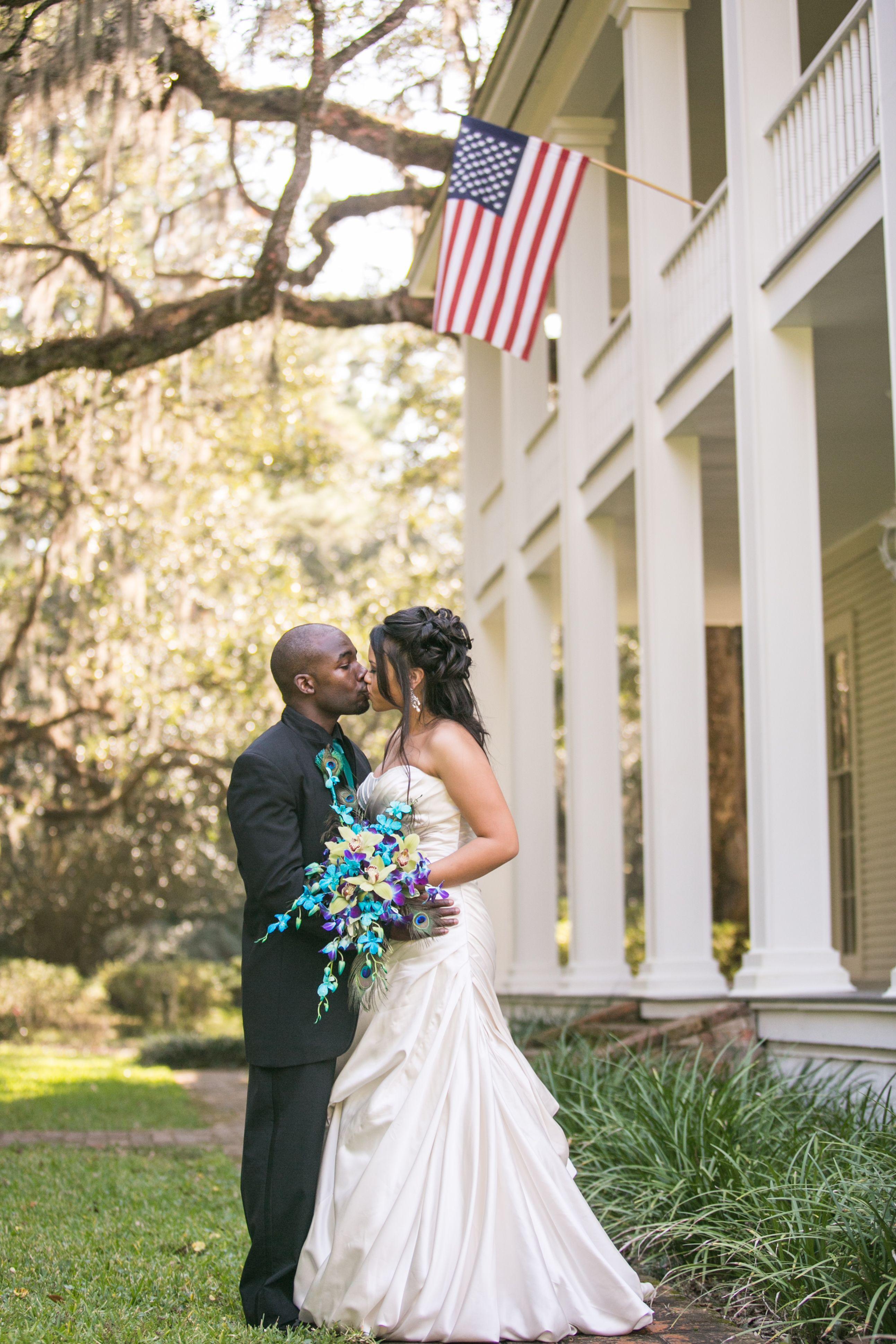 Eden Gardens State Park Wedding Wedding, Park weddings