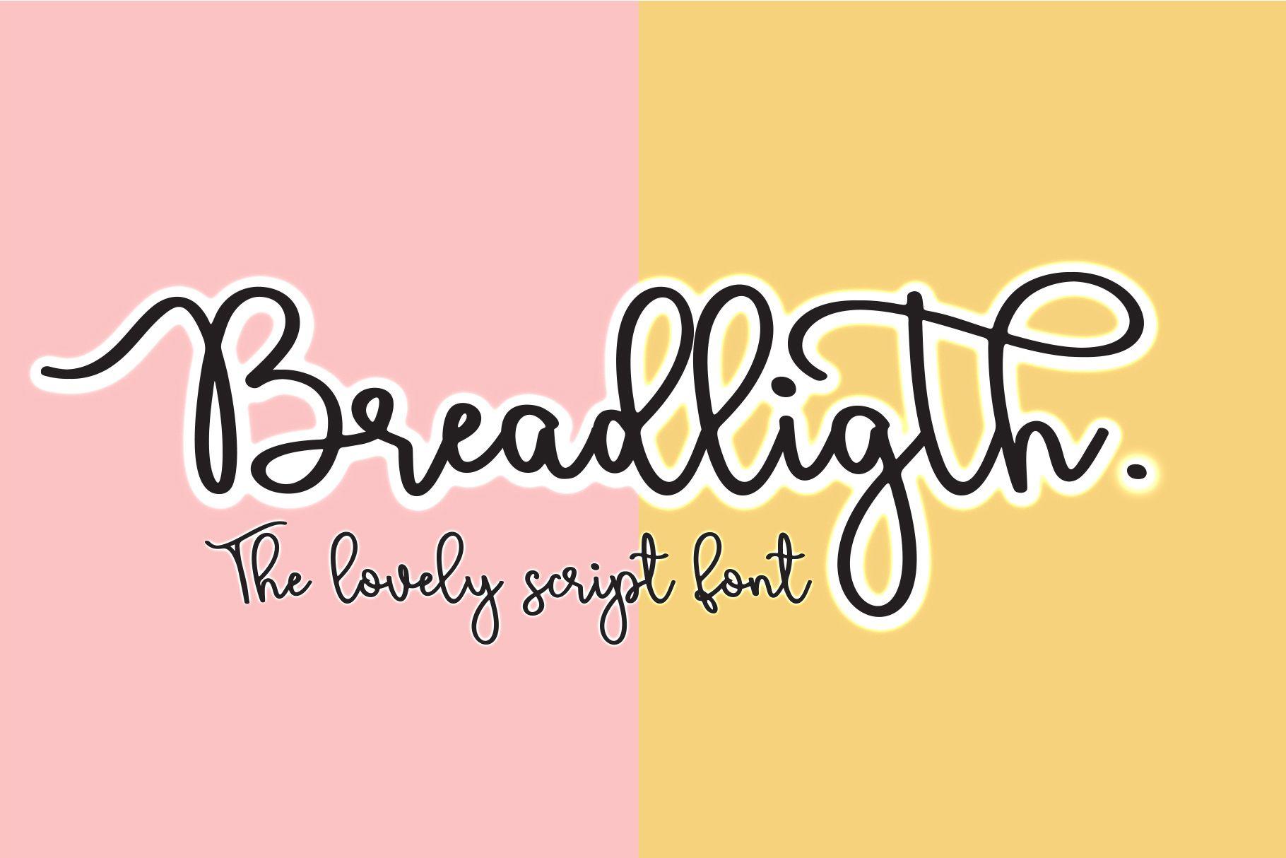 Bread ligth