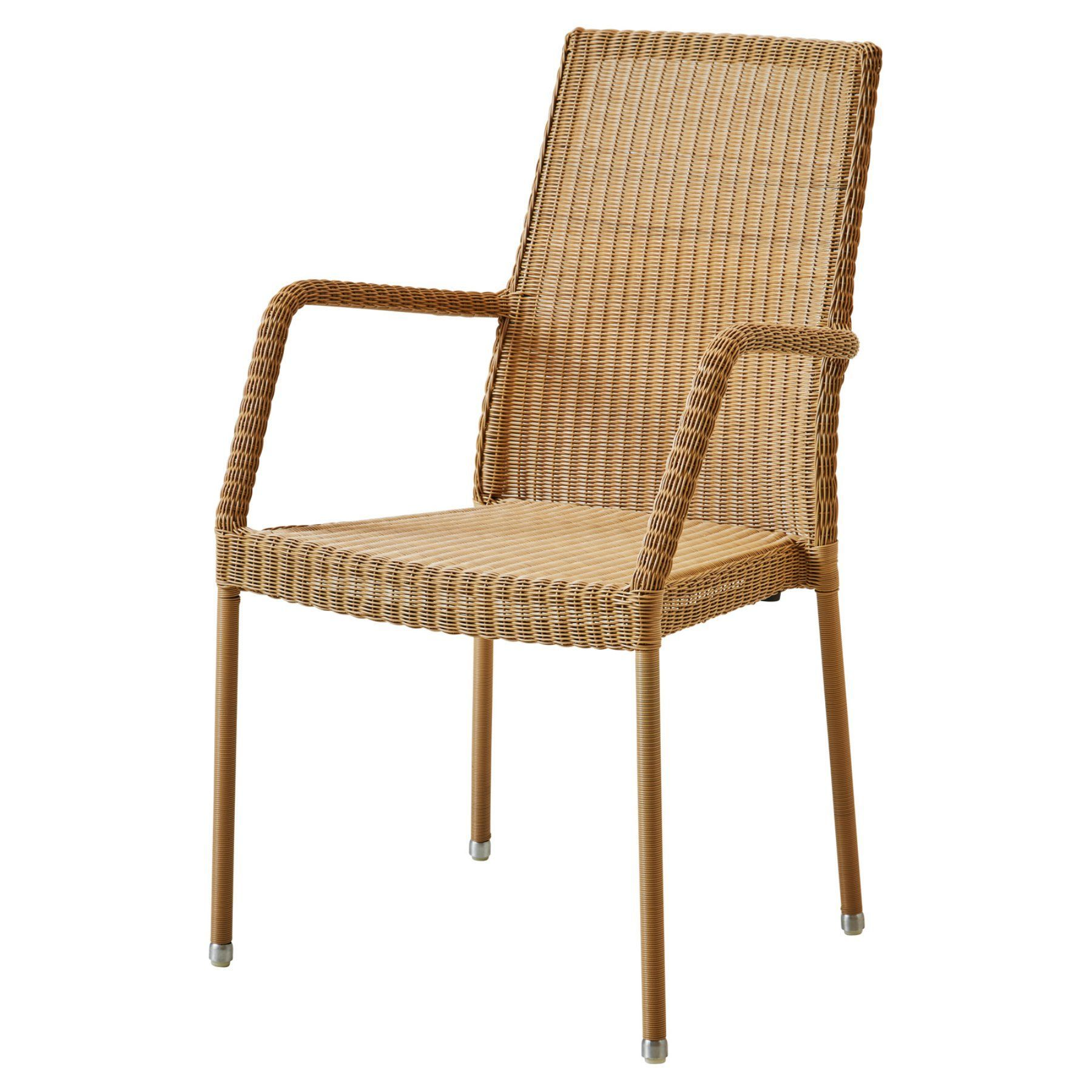 Caneline newman outdoor dining side chair lu outdoor dining