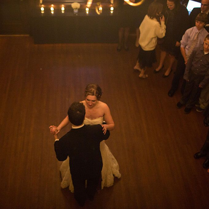First Dance Songs From Real Weddings