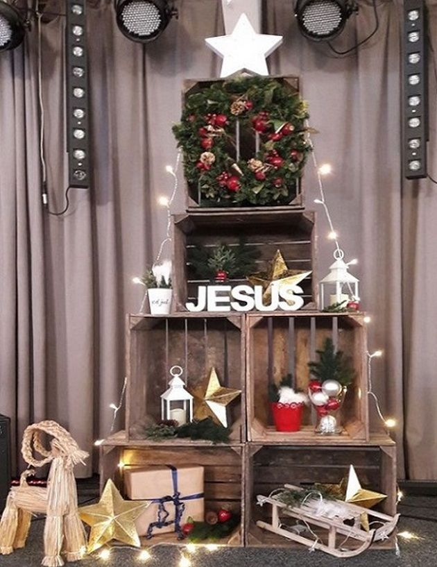 Rustic Christmas Decor Ideas_48 Home Decor Ideas Pinterest