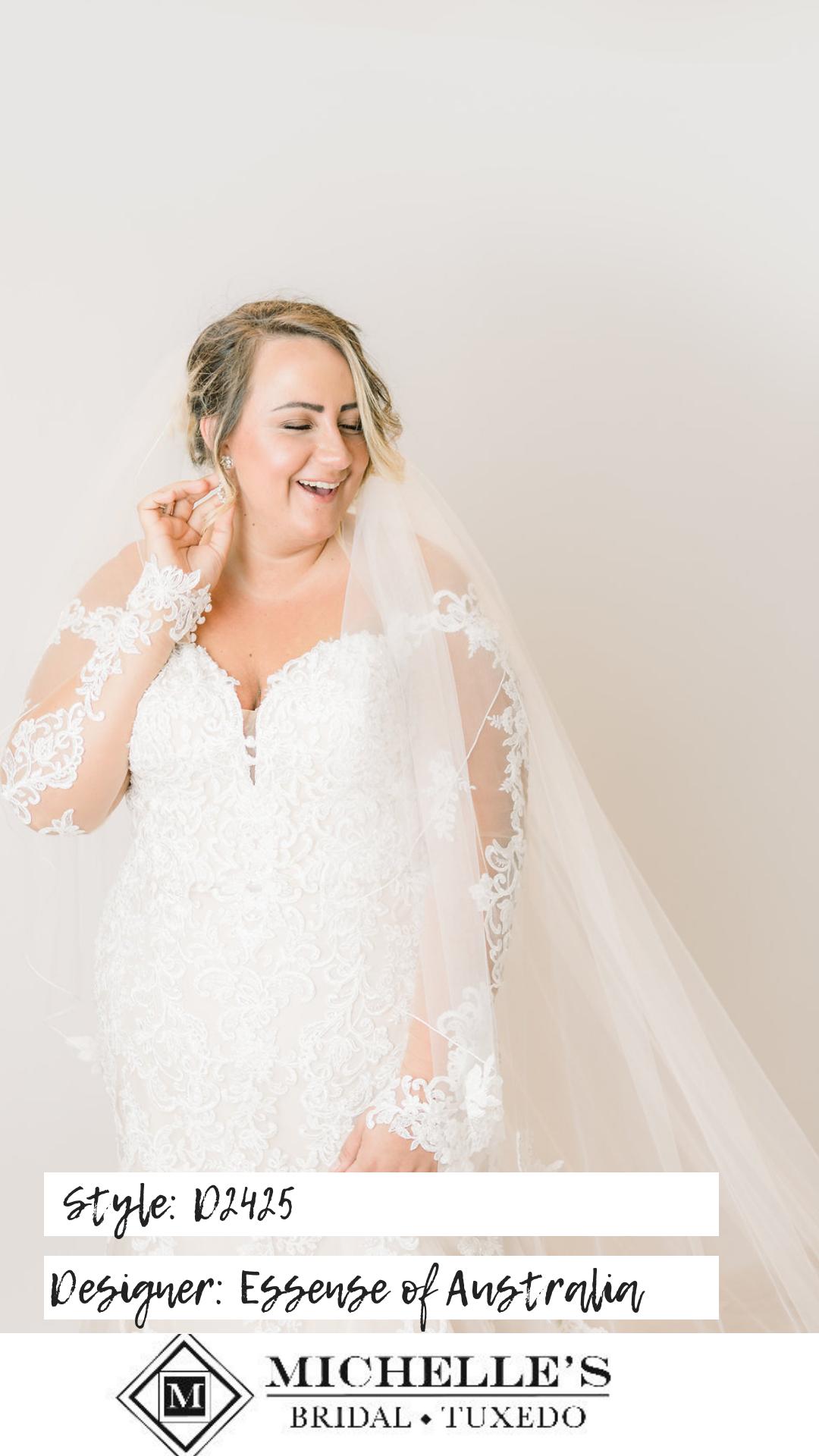 Plus Size Michelle S Bridal And Tuxedo Flattering Gown Plus Size Women Plus Size [ 1920 x 1080 Pixel ]