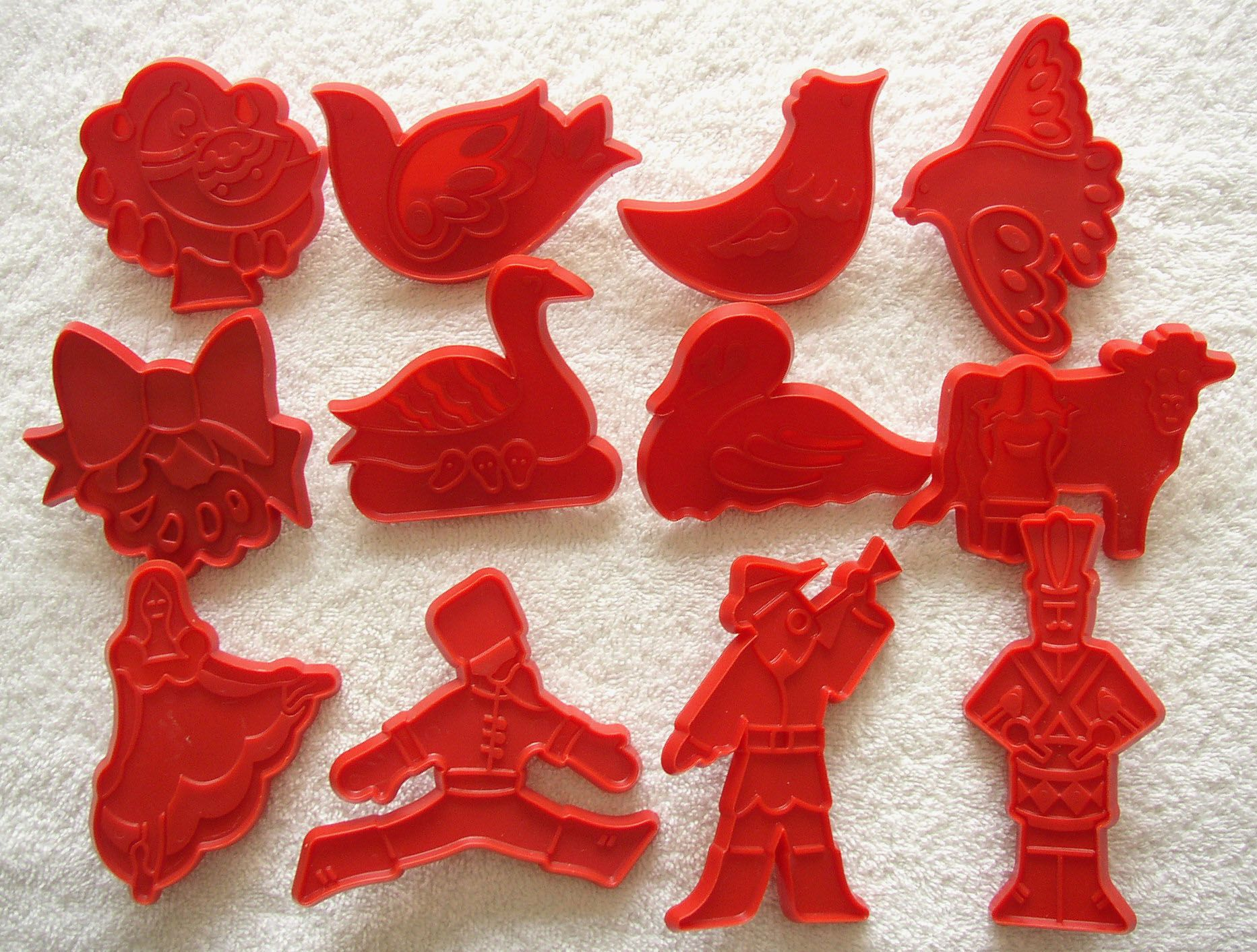 Chilton 12 Days of Christmas | Cookie Cutters | Pinterest