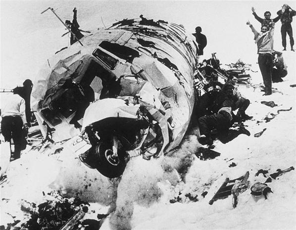 Vuelo De Los Andes Andes Plane Crash Andes History Of India
