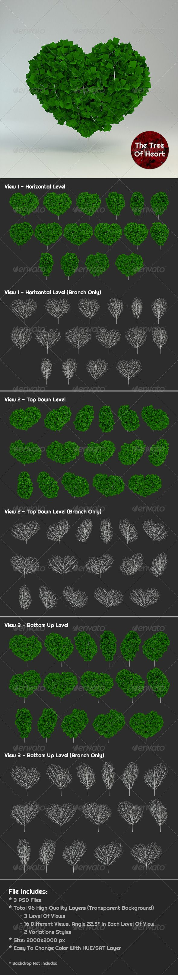 Random 3D Graphics  Renders  The Tree Of Heart Random 3D Graphics  Renders  The Tree Of Heart  Random 3D Graphics  Renders by itefan
