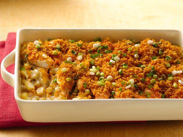 buffalo chicken and potatoes   recipe   food recipes