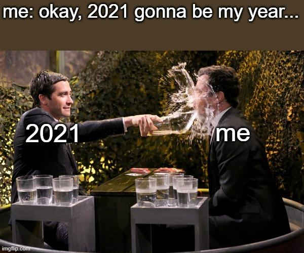 20 Memes About 2021 To Count Down To The New Year Funny Cartoon Memes Nerdy Jokes Funny Relatable Memes