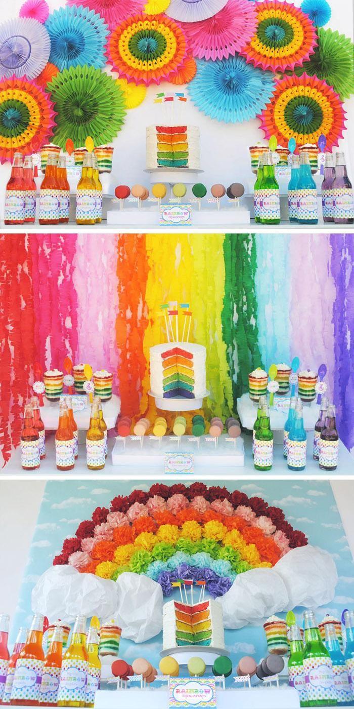 10 Rainbow Loom Birthday Party Ideas