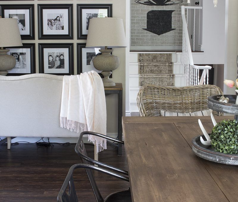 Interior Design Inspiration Photos By Laura Hay Decor Design: How To Protect A Restoration Hardware Dining Table. A.K.A