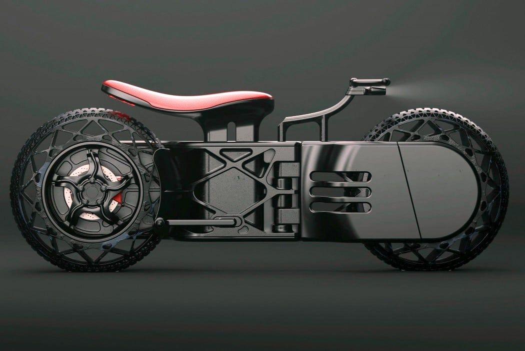 Sedov B3 Motorcycle Concept   Men's Gear