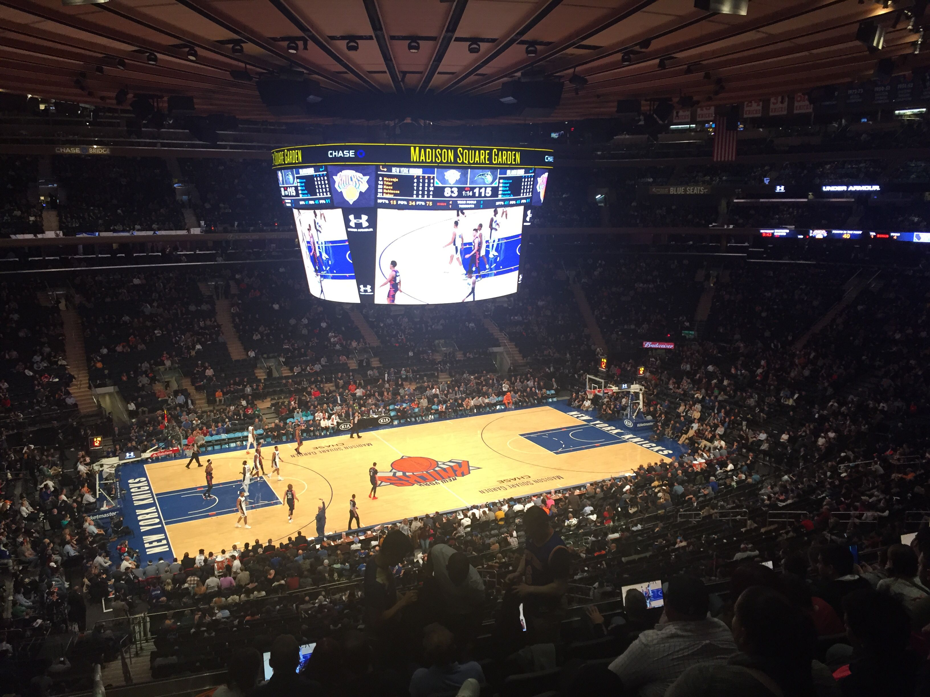 6ee0915961ce4a748a694ed2afa56887 - Capacity Of Madison Square Gardens New York