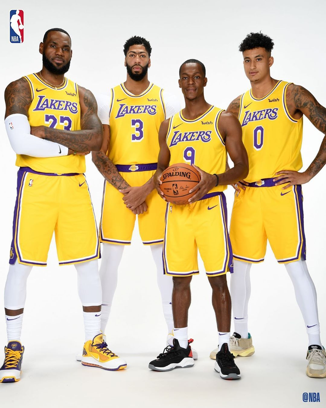 Nba What Are You Most Looking Forward To From The Lakers This Upcoming Season Basketball Big4 Bigfour Los Angeles Lakers Nba Nba Trades
