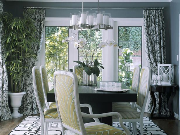 Color Trend Shades Of Gray Room Decorating IdeasDining