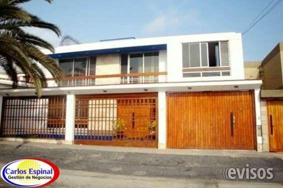 Casa en Alquiler en Miraflores, Lima, Perú Casas
