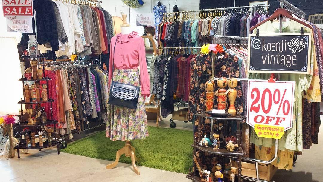 Koenji Vintage On Instagram Koenjivintage Stall No 1 Is Doing 20 Off All Vintage Clothing This Weekend Only Fashion Vintage Vintage Instagram Fashion