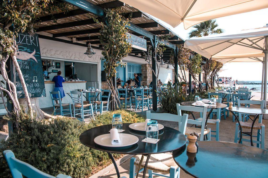 Ouzeri Restaurant At Almyra Hotel Cyprus Paphos C Thevivalavita Com Paphos Hotel Cyprus Paphos