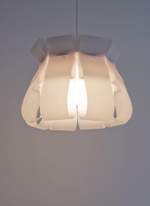 'Harmony' series chandelier   Photographer: Kristine Madjare   #design   #handmade   #interior   #lighting