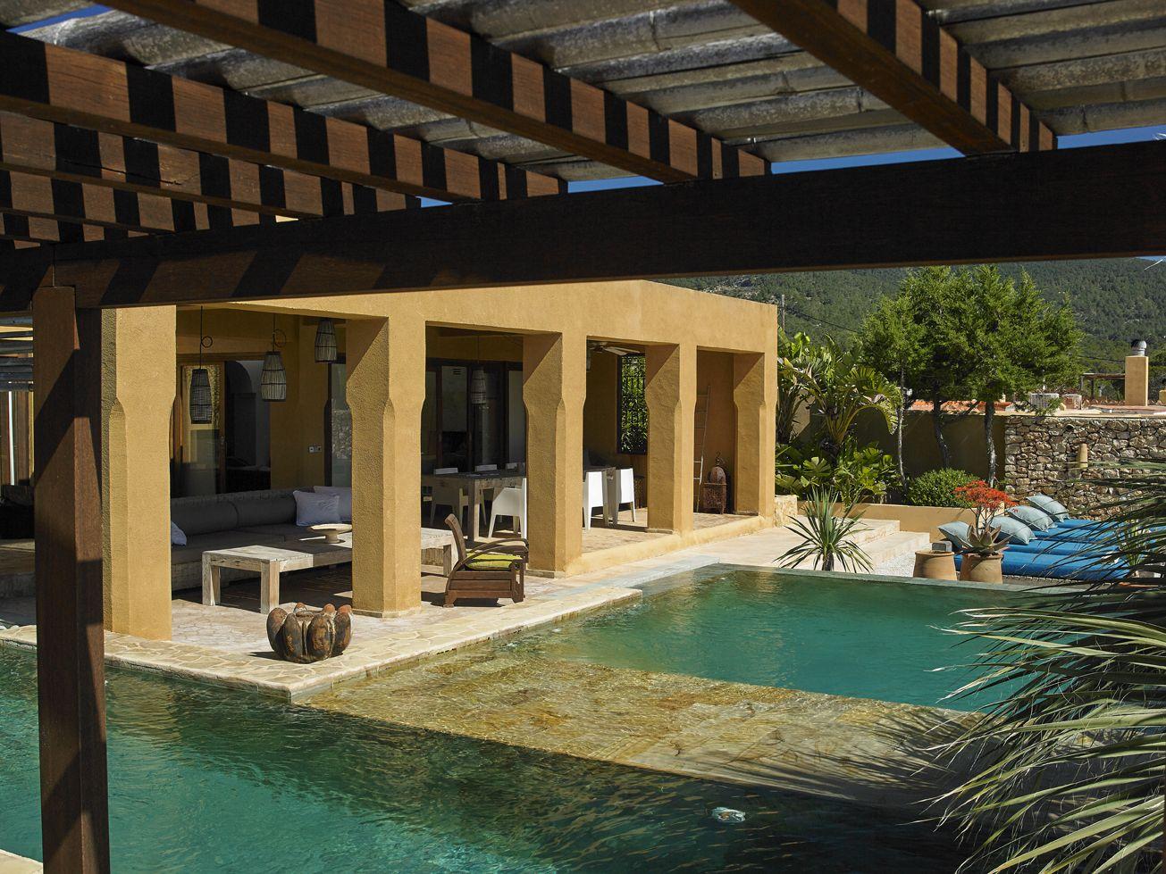 Pin Von Harissa Villas Ibiza Auf Ibiza Holiday Villa Rental Kasbah 2 Finca Ibiza