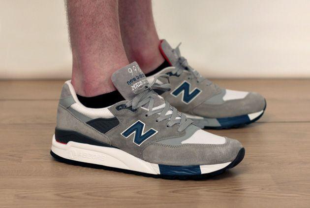 sepatu new balance 998 grey