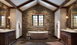 Explore Amazing Bathrooms and more  Image result for rustic spaImage result for rustic spa   Grounded Natural Bathroom   Pinterest. Rustic Spa Bathroom. Home Design Ideas