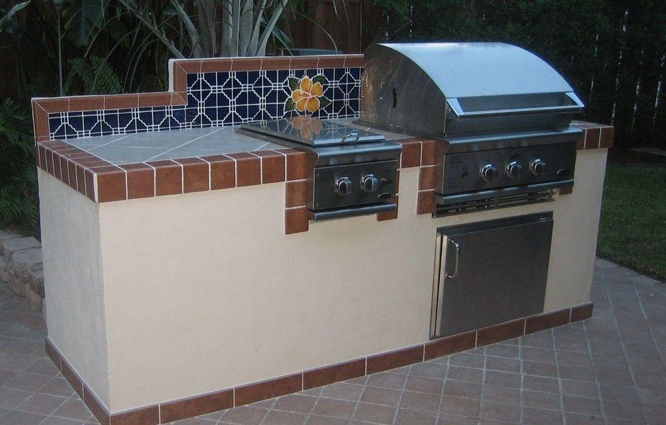 Outdoor Kitchen Side Burner