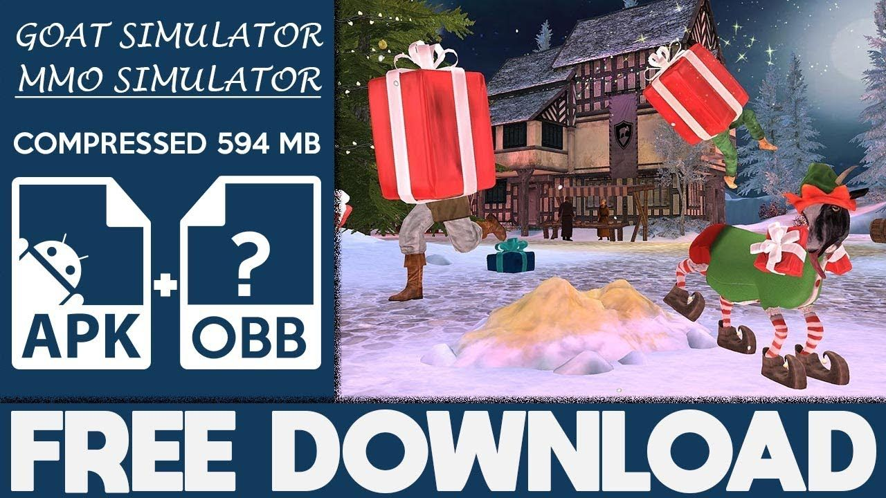 goat simulator mmo free download android