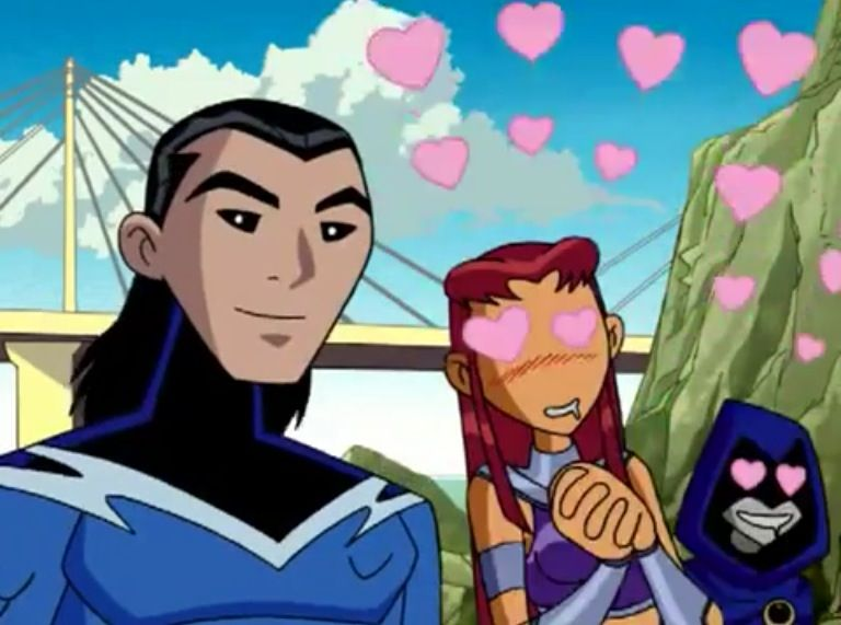 I Totally Understand Starfires And Ravens Feelings -3076