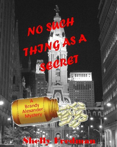 No Such Thing As A Secret A Brandy Alexander Mystery No Such