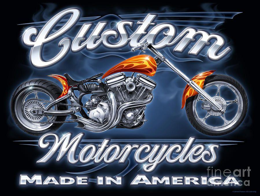 Custom Motorcycles by JQ Licensing in 2020 Motorcycle