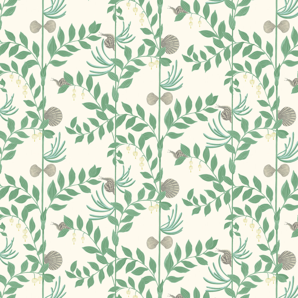Secret Garden By Cole Son Dark Green Wallpaper 103 9030 In