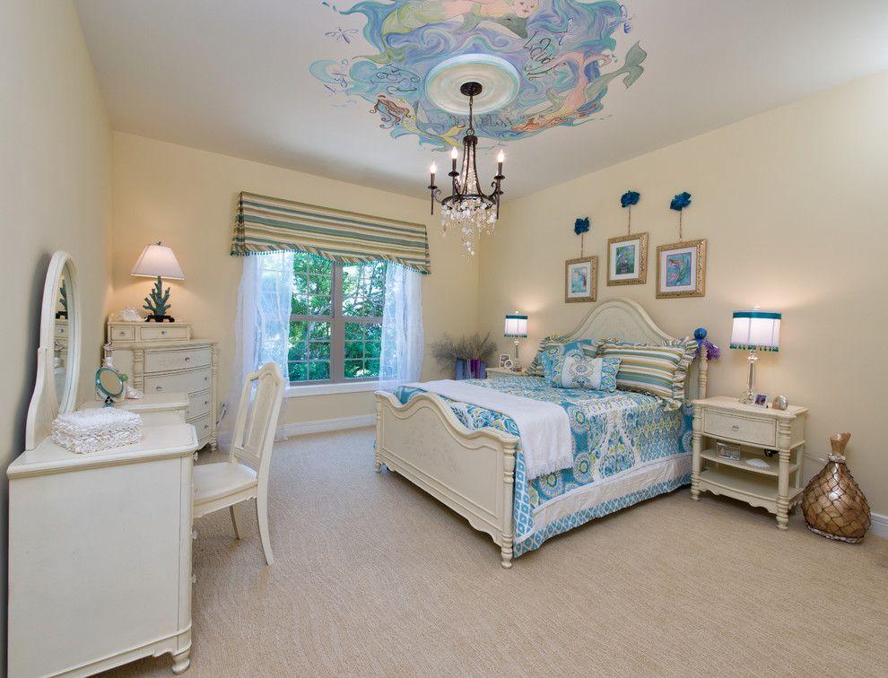 Möbel Layout von Einfachen Schlafzimmer für Teenager