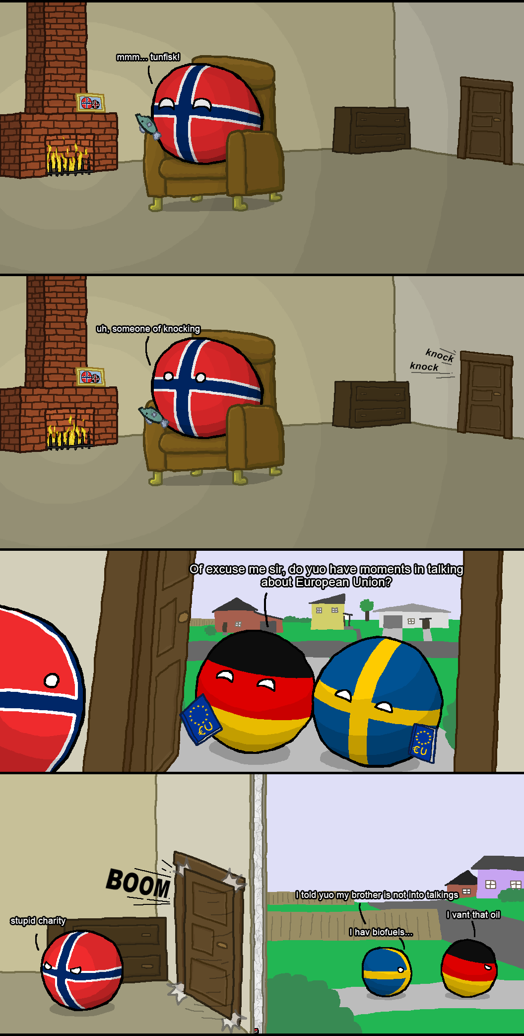 Countryballs Speedart 15 Chinese Civil War 1934