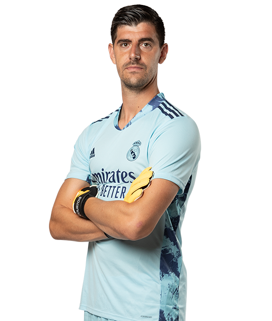 Thibaut Courtois Web Oficial Real Madrid Cf Real Madrid Fútbol Portero Del Real Madrid Madrid Futbol