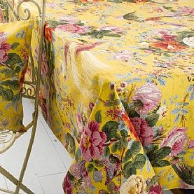 Georgian Tablecloth