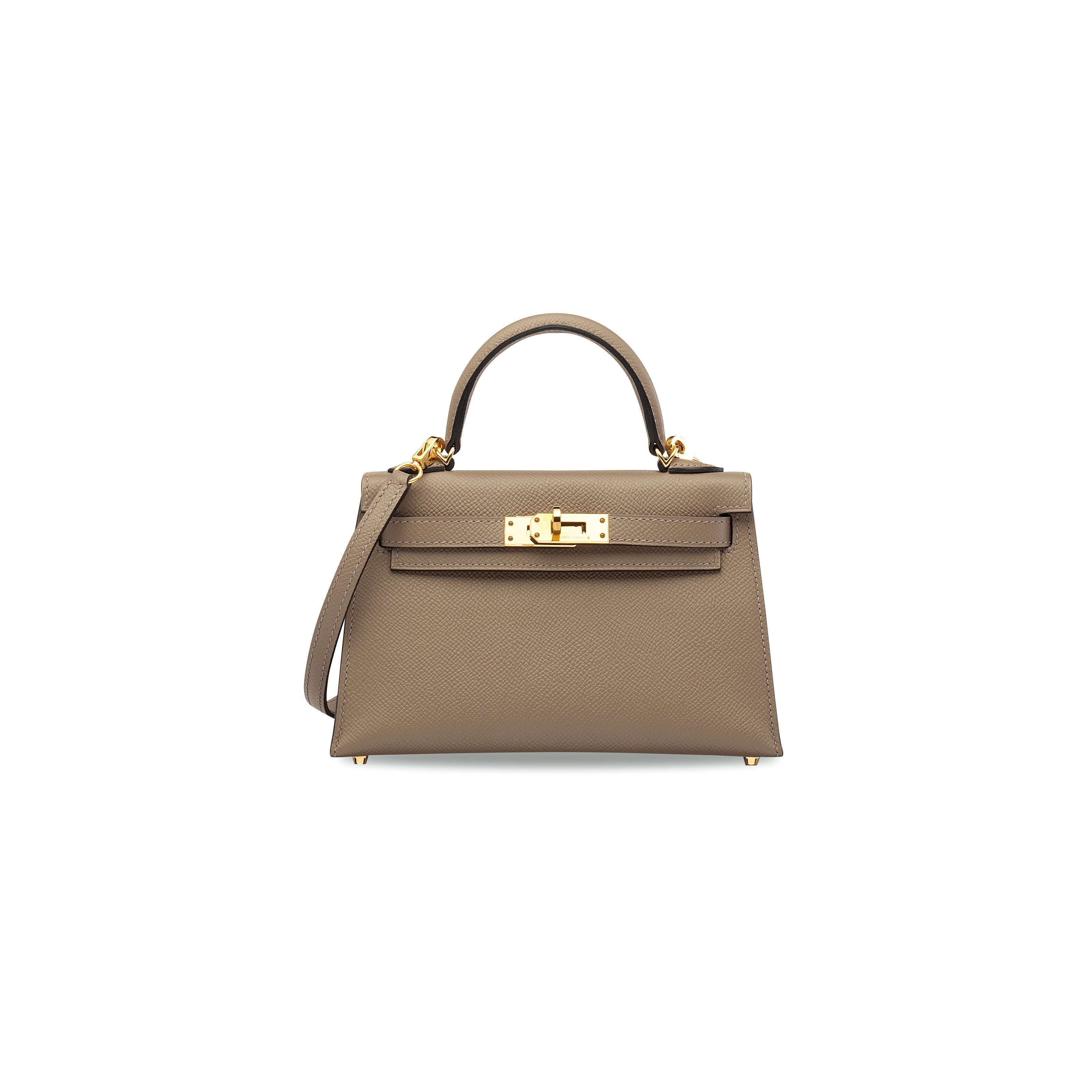 A Gris Asphalte Epsom Leather Mini Kelly 20 Ii With Gold Hardware Hermes 2017 21st Century Bags Christie S In 2020 Kelly Bag Shoulder Handbags Teddy Blake Handbags