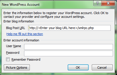 How to Use MS-Word for Blogging?   Coderewind.com